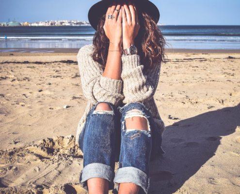 Stress Vrouw: acupunctuur werkt!