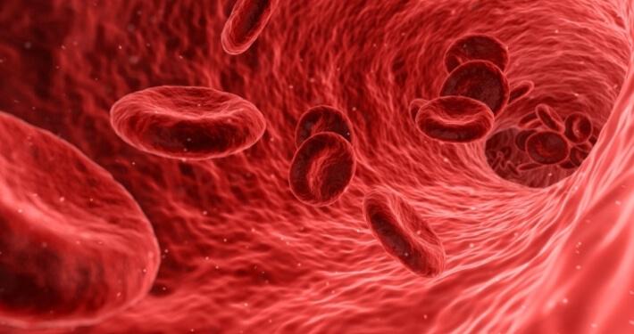 Menstruatiebloed en acupunctuur