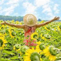 Voel je vrij in de zomer