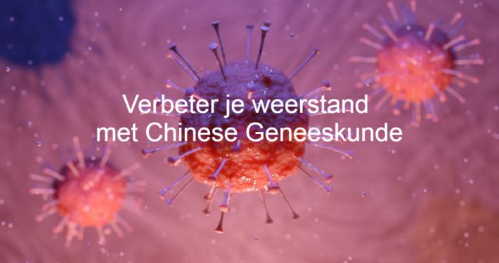 Corona en Chinese geneeskunde