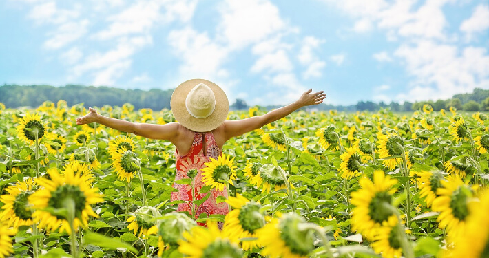 Opvliegers in de zomer - zelfhulptips om af te koelen 1