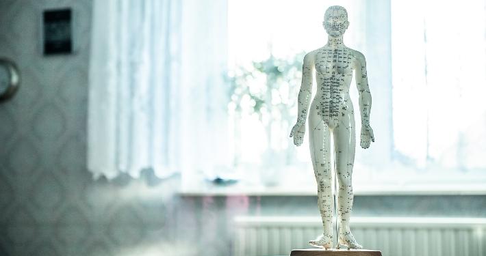 Griepgevoel voor menstruatie - acupunctuur